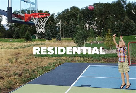 backyard sport courts snapsports basketball courts athletic courts