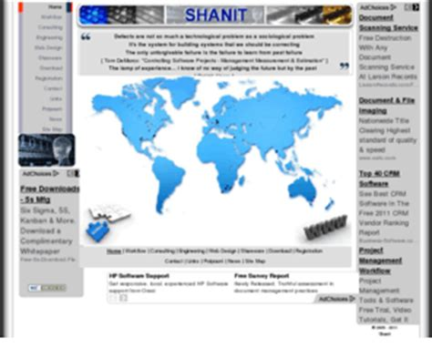 Document Imaging Specialist by Shanit Shanit Workflow Consultant Web Design Software Development Viewstar Script