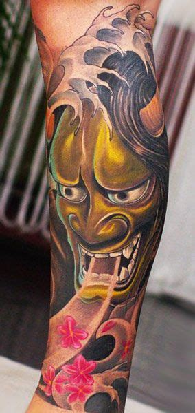 ska tattoo designs mask by valio ska ska and japanese tattoos