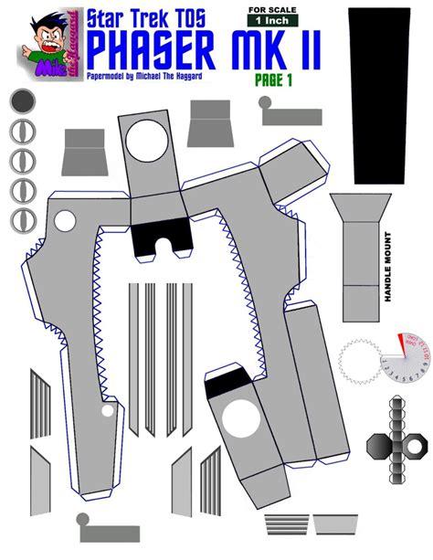 Trek Papercraft - obiwan papermodeling