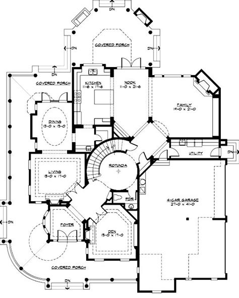 luxury 5 bedroom house plan 13438by 1st floor master luxury style house plans 5250 square foot home 2 story