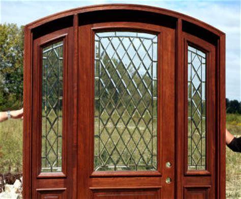 Exterior Doors Michigan Wood Doors Exterior Doors Mahogany Doors Entry Doors Canton Michigan Nicksbuilding