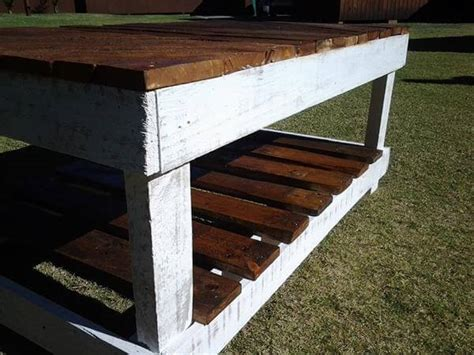 coffee table out of pallets diy coffee table out of pallet wood