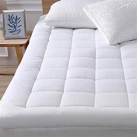 pillow top bed cover king pillow top mattress topper