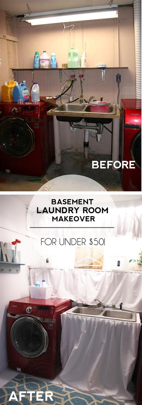 cheap bedroom renovation ideas basement laundry room makeover best cheap remodel ideas on pinterest unfinished rooms