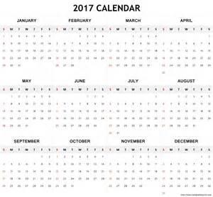 Free Pdf Calendar Template by 2017 Calendar Template Printable Free Holidays Calendar