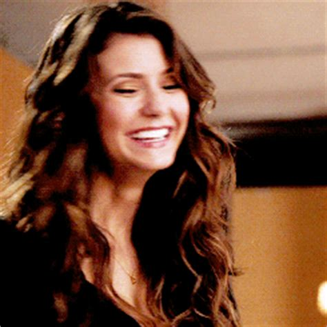 catherine jacob nina nina dobrev gif find share on giphy