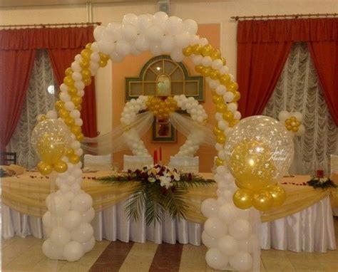 Wedding Arch Hire Cape Town by Balloon Arch With Balloon Decor Balloon Arch