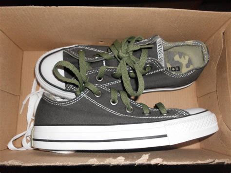 New Converse Chuck All Box green chuck all by converse new in box