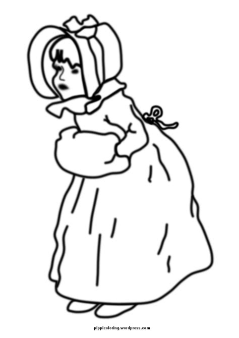 pippi s coloring pages blog with pippi s coloring pages