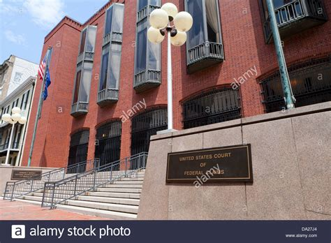 Dc Federal Court Search Us Court Of Federal Claims Building Washington Dc Usa Stock Photo Royalty Free