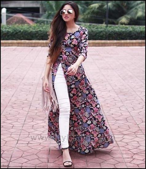latest ladies medium shirts designs styles collection