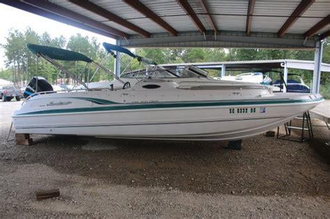 hurricane deck boat transom hurricane fun deck 232 boats for sale