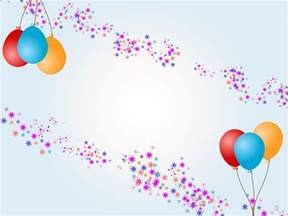 birthday powerpoint template birthday backgrounds wallpaper cave