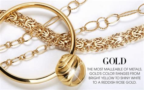 Gold Jewellery by Gold Jewelry Hsn