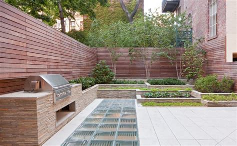 modern backyard fence 10 fence ideas and designs for your backyard
