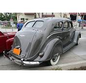 Hollywood Bobs Movie Cars  1936 Chrysler Airflow