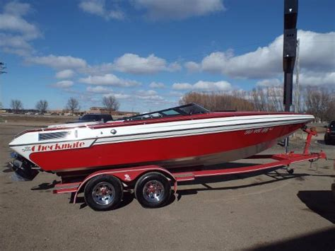 deck boats for sale south dakota for sale used 1989 checkmate maxxum 229 in watertown