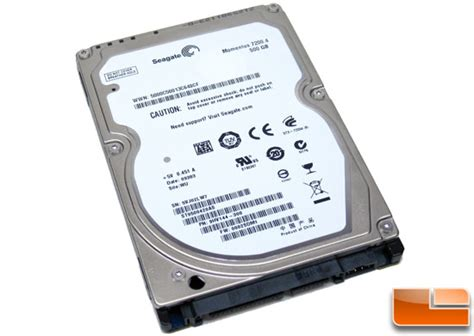 Harddisk Notebook Seagate 500gb seagate momentus 7200 4 500gb notebook drive page 9 of 9 legit reviewsfinal thoughts