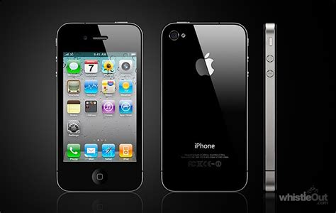 iphone 4 8gb prices compare the best plans from 0 carriers whistleout