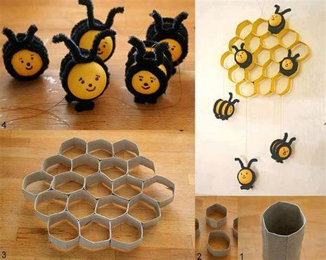 como hacer un panal de abejas les abeilles on peut les faire avec des emballages