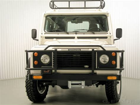transmission control 1993 land rover defender 110 electronic toll collection 1993 land rover defender 110 nas 40k mile maintained survivor rare collector for sale land