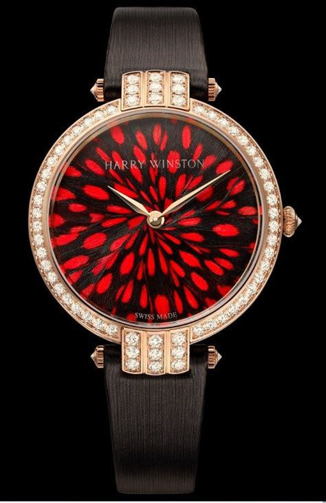 harry winston shanghai pavilion watches for china eye