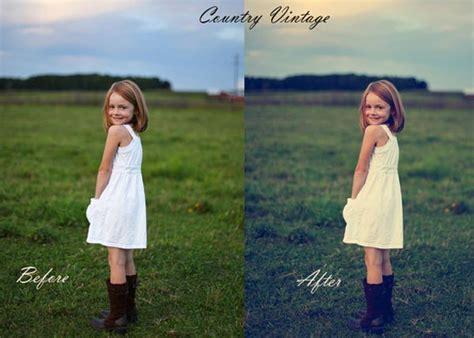 tutorial photoshop cs3 efek retro 12 set photoshop actions gratis untuk membuat efek foto
