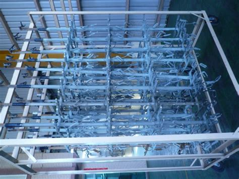Plating Racks by Plating Rack For Chemical Depositing Cherng Yi Hsing