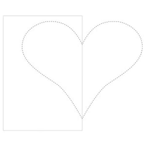 Vorlage Word Herz Bastelidee Gru 223 Karte Mit Herz Verschluss Ideen Mit Herz
