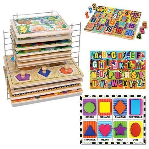 And Doug Wire Puzzle Rack by Pin By Penelope Galipo On Toys