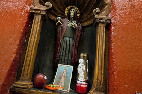 santa muerte images to santa muerte the vatican vs the skeleton