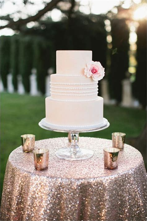 Cake Tables by 25 Fabulous Wedding Cake Ideas With Pearls