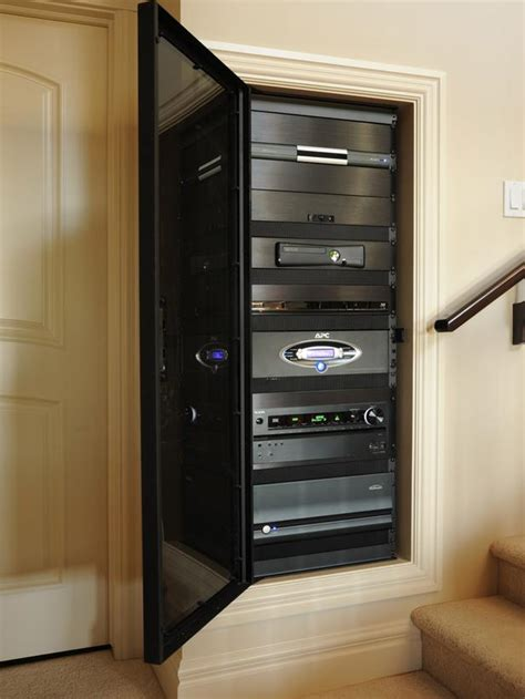 component rack man cave home theater rooms home