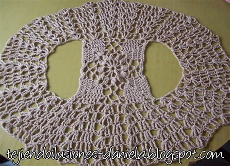 chalecos redondos y rectangulares a crochet mejor tejido crochet y artesan 237 as octubre 2011