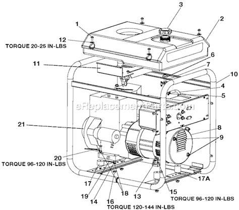 Genset Hyundai 5000 devilbiss generator wiring diagram get free image about