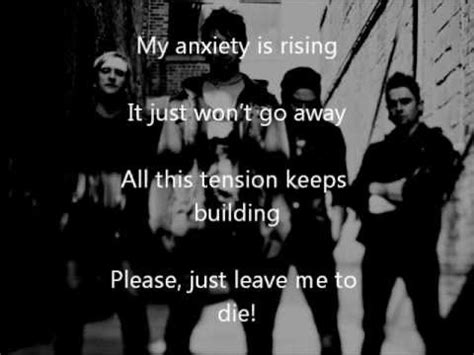 lyrics bullet for my bullet for my p o w with lyrics lyric