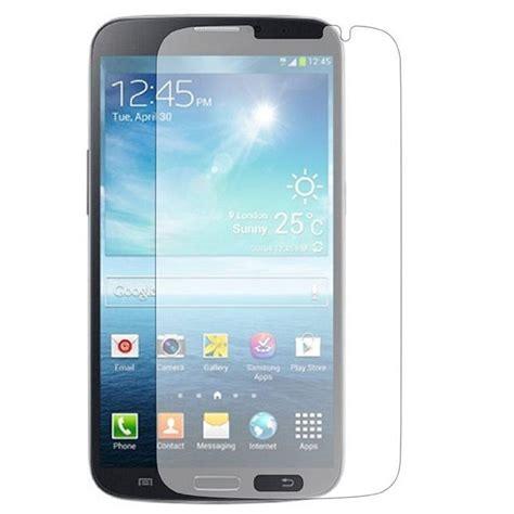 For Samsung Galaxy Mega 6 3 I9200 Clear Hardcase matte transparent screen protector for samsung galaxy mega