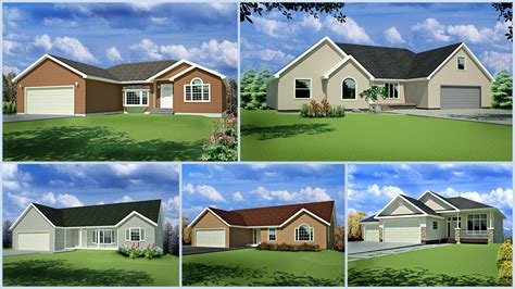 us house designs free small ranch house plans