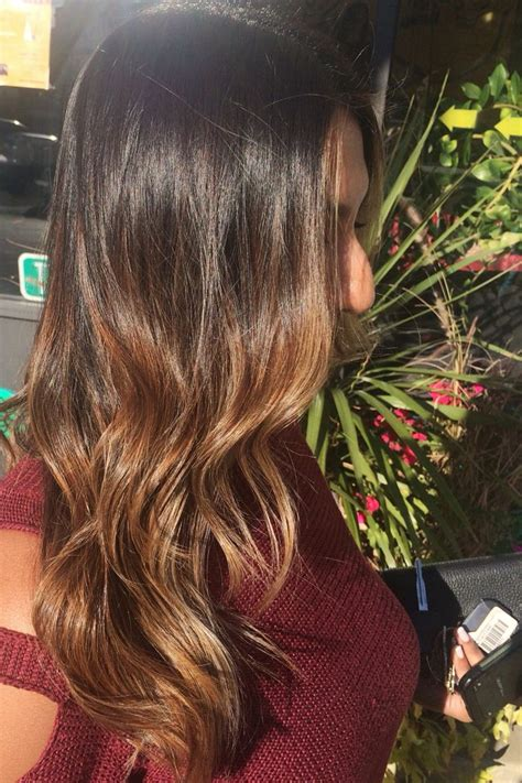 twisted balayage 8 best flamboyage highlights images on pinterest hair