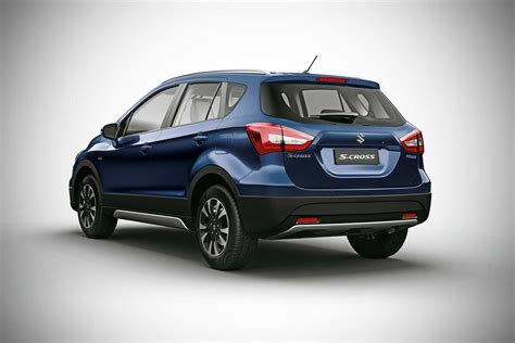 Maruti Suzuki K New Maruti Suzuki S Cross Facelift Revealed For India