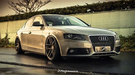 Audi Z Performance by Audi A4 Zp2 1 Concave In Brushed Liquid Bronze