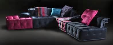 colored sectional sofa ls103da multi colored fabric sectional sofa
