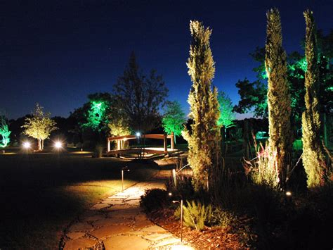 dallas landscape lighting pictures gallery outdoor