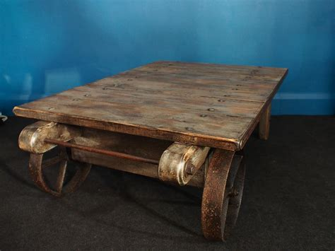 Rustic Coffee Tables With Wheels Rustic Wheels For Coffee Table Coffee Table Design Ideas