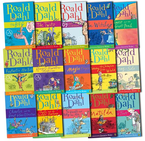 Novel Roald Dahl Boy And Going Buku Import jual ebook buku novel roald dahl 37 judul complete set bahasa inggris station 88