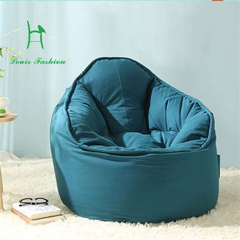 bedroom bean bag chair single couch potatoes creative lazy bean bag sofa a lazy