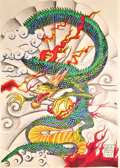 Traditional Japanese Drawings Japanese By Zetas On Deviantart