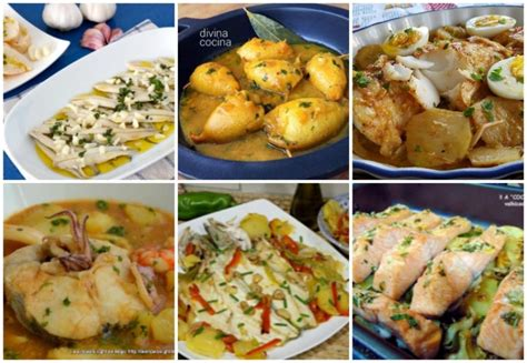 recetas cocina pescado recetas f 225 ciles de pescado cocina a buenas horas