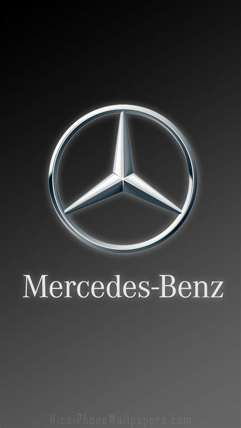 logo mercedes benz wallpaper mercedes benz logo hd iphone 5 wallpaper and background